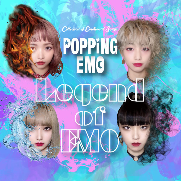 LEGEND OF EMO - POPPiNG EMO